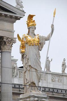 AUSTRIA           Viena. VIENA, parlament