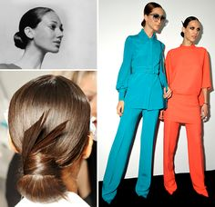 """http://media.vogue.com/files/Beauty: The Marisa Berenson Influence Backstage at Gucci  """"We were thinking about Marisa Berenson,"""" said makeup artist Pat McGrath of the seventies-inspired """"smoked almond"""" pigment she was swirling onto the eyes backstage at Gucci."""