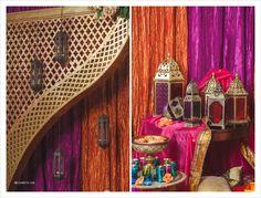 erumrizvi 635 Moroccan Inspired Sangeet Decor