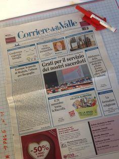 Il Corriere della Valle d'Aosta Is back