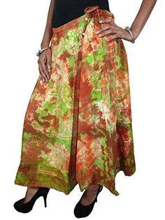 Bohemian Tie Skirt Colorful Floral Printed Long Hippie Fall Fashion Skirts Mogul Interior http://www.amazon.com/dp/B00O9OQOJO/ref=cm_sw_r_pi_dp_pUWOvb10M8BCK