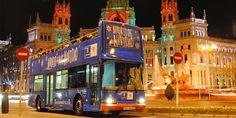 Madrid - El Bus de la Navidad