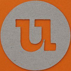plain card disc letter u by Leo Reynolds, via Flickr