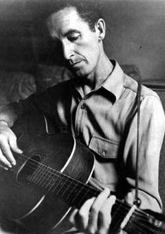 Exhibit Honors America's Troubadour, Woody Guthrie