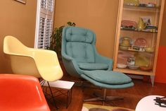 1970s Lucite Armchairs