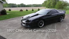 Great 1997 Chevrolet Camaro Z/28 SS (30th Anniversary Edition) for sale!   Very Clean inside and drivetrain low miles LT1 with a ton of Aftermarket parts. This motor and drivetrain have completely been overhauled and are basically brand new and has over 400hp (500HP @ crank) to play with!   Very Clean inside and drivetrain low miles LT1 with a ton of Aftermarket parts. This motor and drivetrain have completely been overhauled and are basically brand new and has over 400hp (500HP @ crank) to…