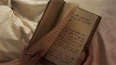 """teacoffeebooks: """" #journal #vintage #hallmark movie """""""