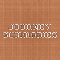 journey summaries