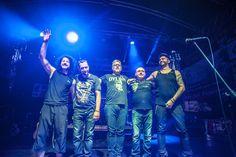 #IRA – Koncert finałowy 13. Wielkiego Pikniku Charytatywnego był prawdziwą gratką dla fanów mocnych brzmień.  fot. Marcin Łabuda