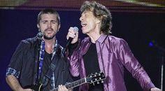 Juanes acompaña Rolling Stones en debut en Colombia