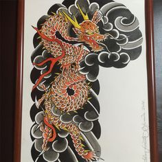 Japanese dragon... • Likes: 53 • Comments: 1 • Posted: Fri, 27 May 2016 13:31:58 +0200