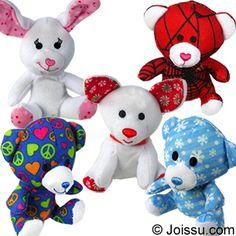 Mini Plush Baby Animals