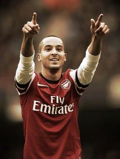 Theo  #Arsenal
