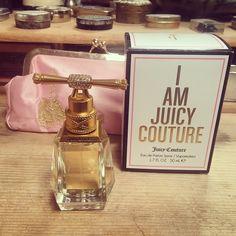Minäkö keski-ikäinen?: I AM JUICY COUTURE tuoksu joka hurmaa naisellisell...