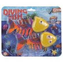 duikvis 2st 6+jaar div.varianten