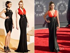 Nina Dobrev In Zuhair Murad – 2014 MTV Video Music Awards