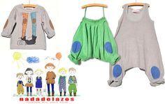 Como hacer ropa reciclada para niños - Imagui