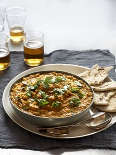 """Tarka dal ~""""A recent visit to Indian Tukka had my daughter exclaiming 'Wow – holy beautiful dal!' Would you request the recipe for our family? We live in Alice Springs and can only have this wonderful dish when we're in Melbourne.""""  Kerry and Mark Delahunty, Alice Springs, NT"""
