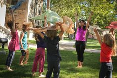 Teres Kids presents Yoga with Shawn Lott in Santa Fe, NM! Every Sunday 9am Courthouse Lawn. www.tereskids.com