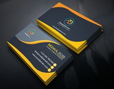 """Check out new work on my @Behance portfolio: """"Business Card Design"""" http://be.net/gallery/60878057/Business-Card-Design"""