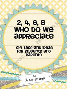 Appreciation Gift TA