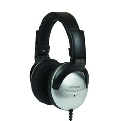 $60, noise cancelling, lifetime warrantied headphones, from koss