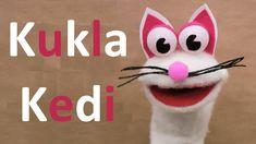 Kukla Kedi - Yapımı ( eğlenceli işler )
