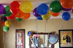 Rainbow birthday party . . . great ideas and decorations!