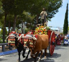 Romeria de San Isidro, May 15