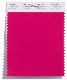 Pink Yarrow 17-2034 http://tatianataurisano.com.br/2016/09/22/primavera-pantone-o-que-vem-por-ai/