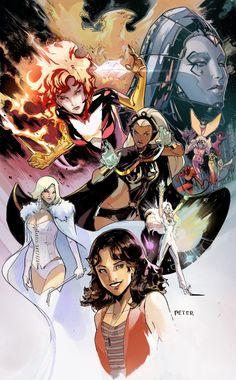 Awesome Art Picks: X-Men, Wolverine, Joker, and More