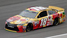 Erik Jones** 12th -- SpongeBob SquarePants (Kansas) 400 starting lineup   NASCAR.com