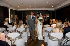 YOUR WEDDING CEREMONY Your guests chairs can be positioned to create an aisle for you to walk up to meet your groom, ensuring you make the perfect entrance. Blythswood Square can accommodate up to 40 guests for the ceremony.