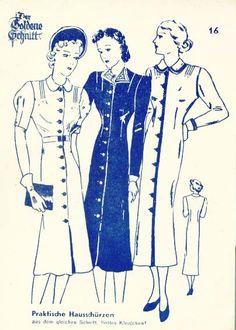 Lutterloh 1938 Book Of Cards -  Models  Card 16