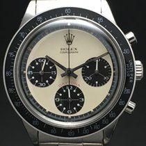 Rolex Daytona 6264 Paul Newman with Dark Chocolate Compax Paul Newman, Dream Watches, Rolex Daytona, Chocolate, Dark, Chocolates, Brown