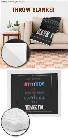 Gratitude ~ Xmas Spirit Quote Throw Blanket by weivy Spirit Quotes, To Spoil, Spoil Yourself, Presents For Friends, Good Cause, Hand Towels, Beach Towel, Gratitude, Xmas
