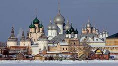 Ростовский кремль, Kremlin de Rostov-Veliki, oblast de Iaroslav, Moscovie.