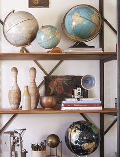 Rustic Spanish California Home // Emily Henderson