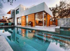 modern house interior design dick clark