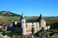 Castillos de Simancas, Valladolid, España