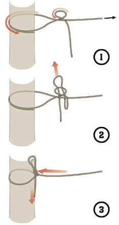"""<span class=""""readhead"""">The Getaway Knot</span>  <hr>  If you want to help your guide out, be confident enough to tie up your own mount. It doesn't sound like much until there's a game animal getting away and your guide has to deal with his horse, your hor"""