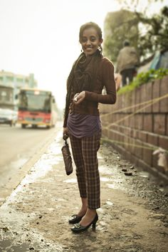 Ethiopia - some of the most affectionate people you'll ever meet