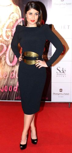 Kareena Kapoor said at the launch of her book - 'The Style Diary of a Bollywood Diva'. #Bollywood #Fashion