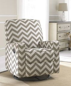A perfect chair for a nursery LOVE this one!!