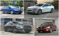 Buy this, not that: We tell you which family sedans are great—and which aren't so great. See the rundown at Car and Driver.