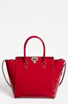 Valentino 'Punkouture' Double Handle Tote available at #Nordstrom
