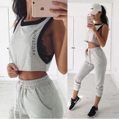 Outfits sport perfectos para ir al cine - Cheap Baseball Pants Source by - # Outfits deportivos Athletic Outfits, Athletic Wear, Sport Outfits, Fall Outfits, Casual Outfits, Fashion Outfits, Style Fashion, Hiking Outfits, Fashion Brands