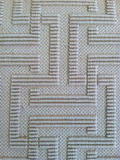 Wool Tone On Broadloom Carpet