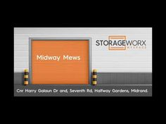 Storage Units in a mall close to you. Easy online Booking, No deposit! No admin fee!