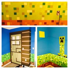 15 - The Epic Creation of a Minecraft Bedroom